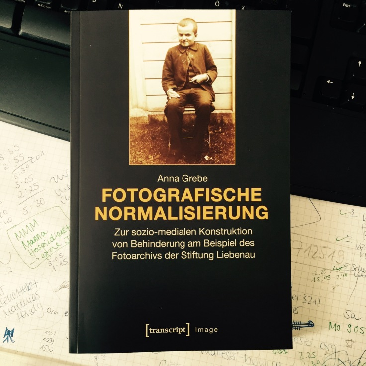 Anna Grebe - Fotografische Normalisierung