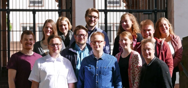 Die Mitglieder der AG Digitale Lebenswelten des BDKJ